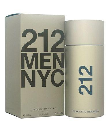 Another great find on #zulily! 212 Men NYC 6.75-Oz. Eau de Toilette - Men #zulilyfinds