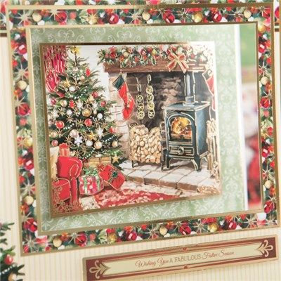 Hunkydory Ultimate Christmas Bundle - 4 Christmas Kits, Inserts, Little Book of Christmas,Adorable Scorable and Free Hunkydory Magazine - Christmas (375704) | Create and Craft