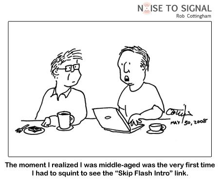 Funny Web Designer Jokes \ Developer Humour - Skip Flash Intro - webmaster job description