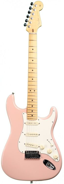 "Fender USA Custom Shop 1960 Stratocaster ""Shell Pink"""