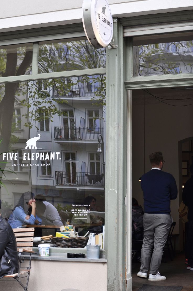 Berlin coffee guide café five elephant