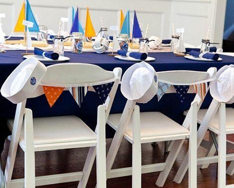 My little party blog fiesta marineros marineros - Decoracion estilo marinero ...