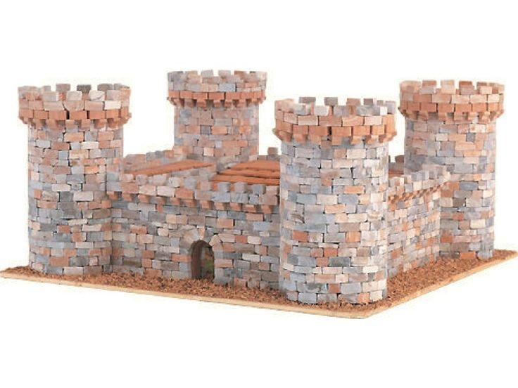 Domus Kits - Steinbaukasten Castellum 1 Burg Mombeltrán
