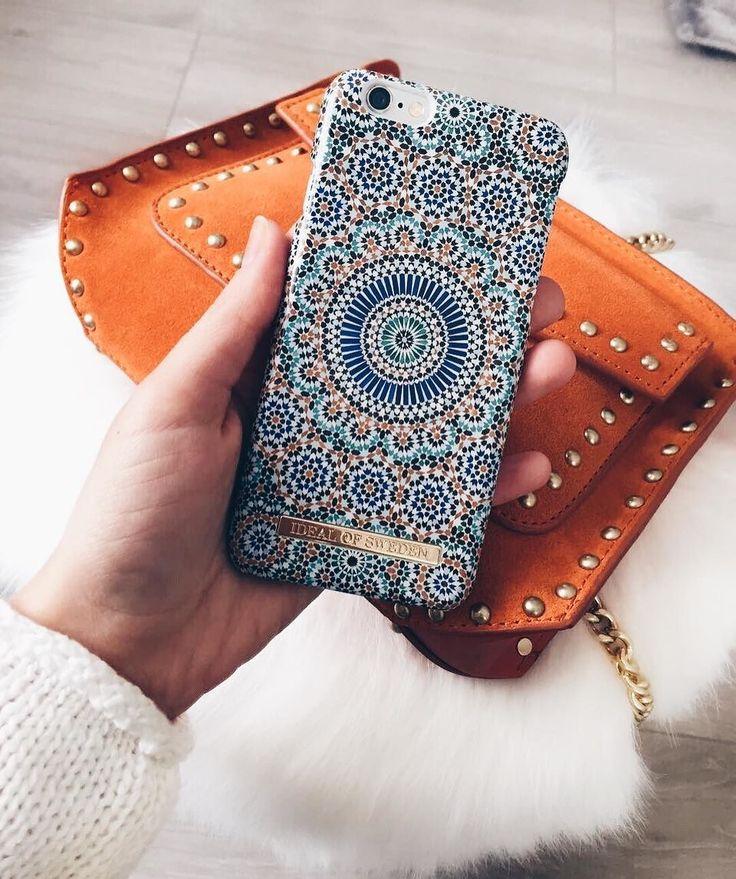@lovinninna moroccanzellige idealofsweden phonecase details fashion luxury accessories