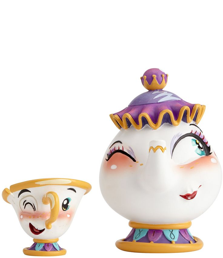 The World of Miss Mindy Presents Disney Mrs. Potts and ...