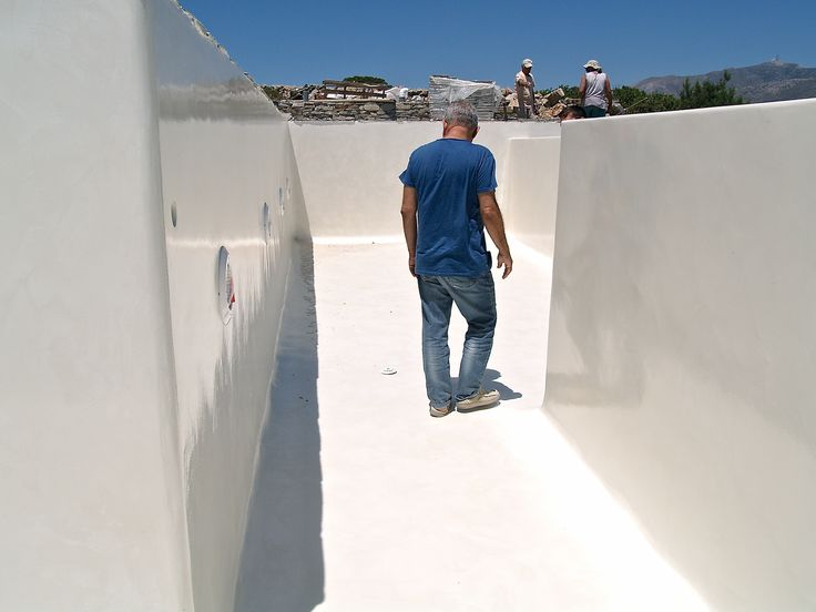 Paros - Small moments of large constructions on a tiny island