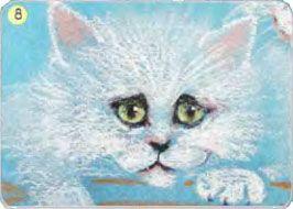 Пушистые котята - урок рисования для детей