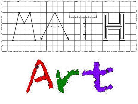 Math Art Website