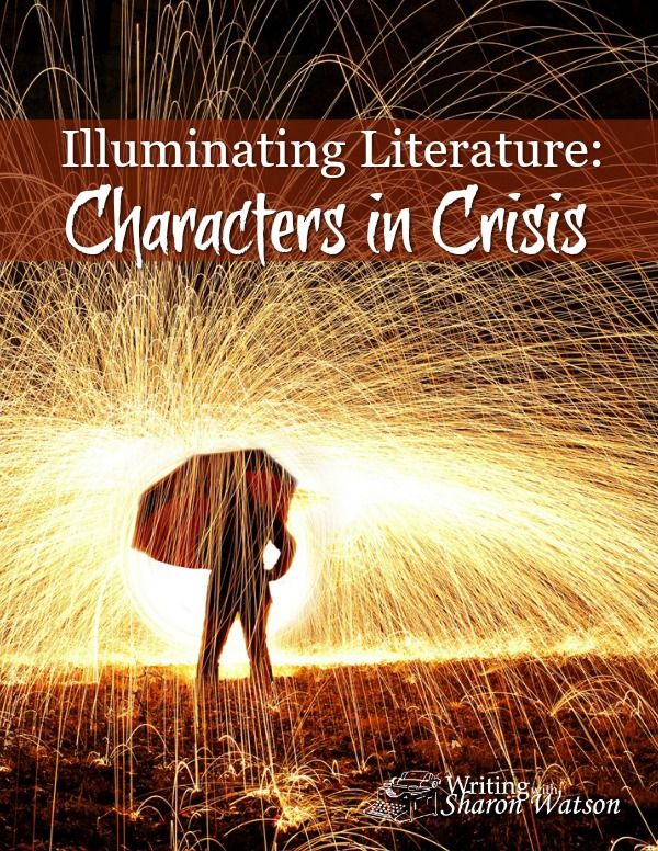 Teens feel at home with the welcoming tone of Illuminating Literature: Characters in Crisis. Interesting selections and unique features keep them reading.