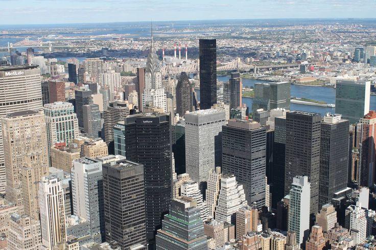 New York City - the place to be! #empirestatebuilding #manhattan #broadway #centralpark #statueofliberty #newyork  #flatironbuilding #groundzero #batterypark #southseaport #skyline #rundreise #eberhardt_travel #richtigreisen