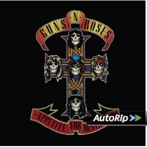 Guns N' Rose: Appetite for Destruction