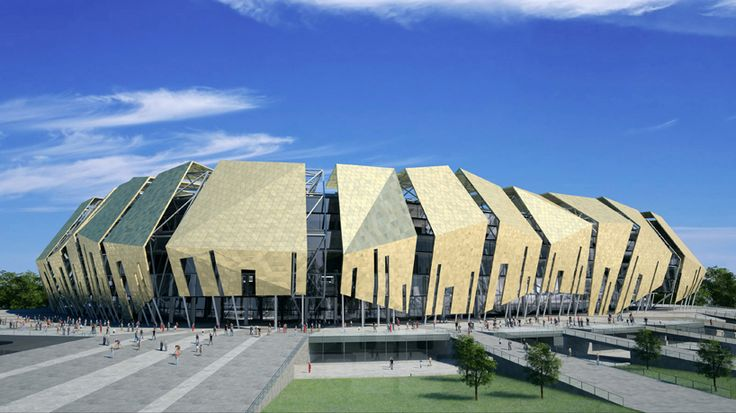 AFL's FC kuban stadium in russia aims to intimidate