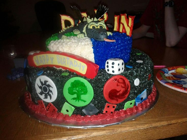 magic the gathering cake  | Featured Sponsors