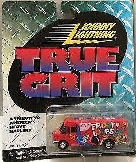 (TAS006771) - Johnny Lightning True Grit - Fruit Loops