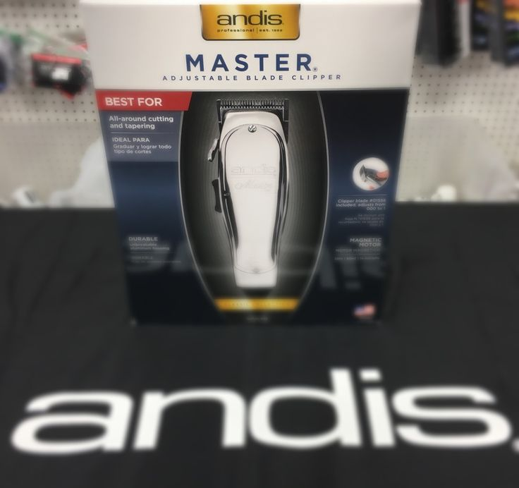 Andis Master Clipper #abbs #Atlanta #barber #supply #Andis #clipper #master