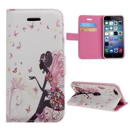 FoneBitz - iPhone 6 fairy bling wallet case