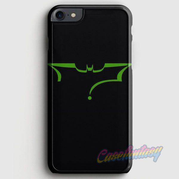 Batman Riddler iPhone 7 Case   casefantasy