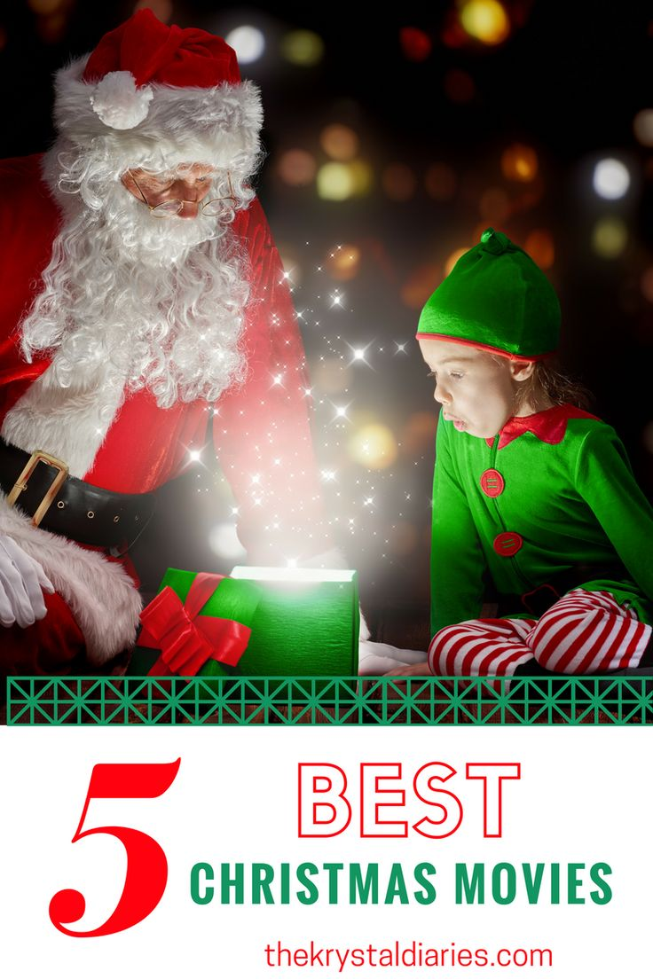 The Best Christmas Movies to watch in December // The Krystal Diaries