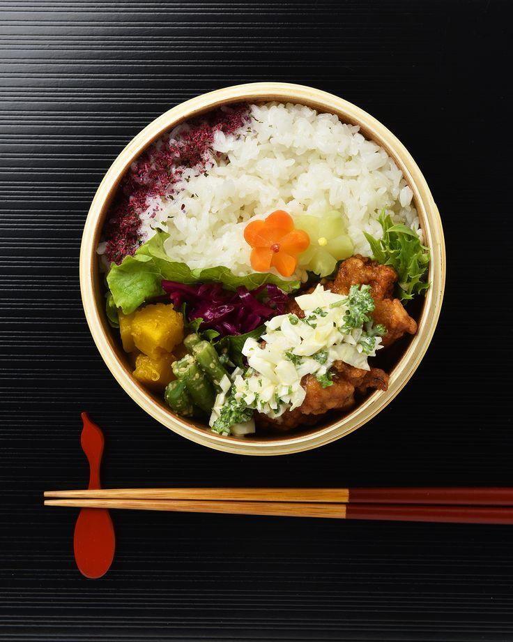 チキン南蛮弁当 / Nanban Chicken Bento #edit_jp