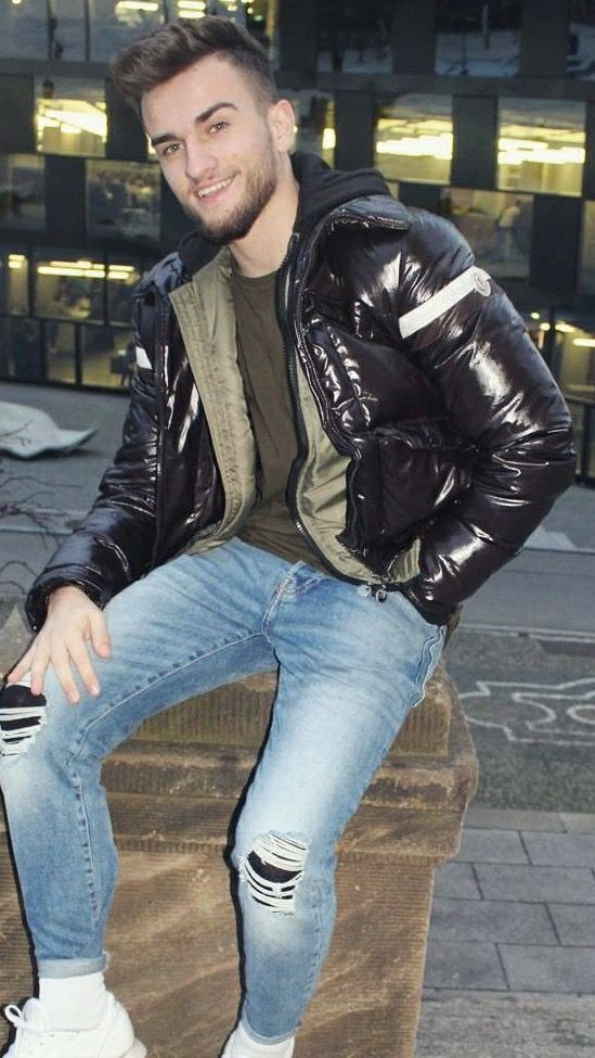 536 Best Men In Shiny Cloths Images On Pinterest Adidas