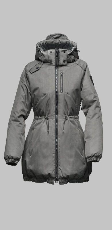 Women's Dollie jacket by Nobis.  www.explorewildmountain.com
