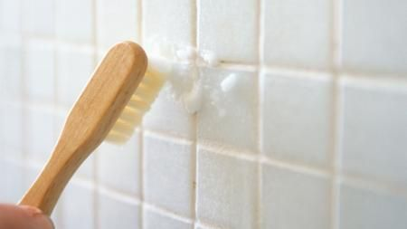 Homelife - How To Clean Bathroom Grout