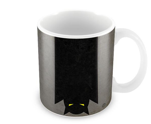 The first mug in my second #Halloween series: MUGS! There will be a new one each day from now 'til Halloween.