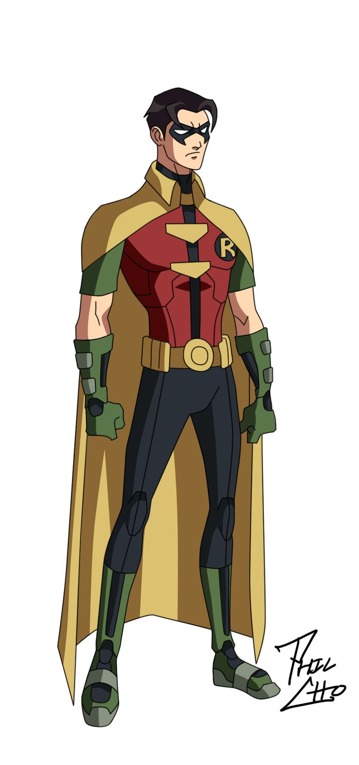 Robin: Jason Todd by ~qBATMANp on deviantART