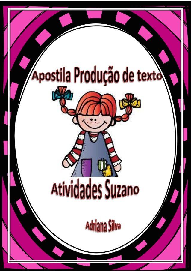 atividades de produção textual