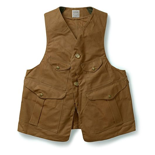 The Original Hunting Vest in Tan