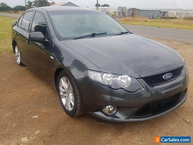 2009 FORD FALCON FG XR6 5SPD AUTO SEDAN 140K LIGHT DAMAGED DRIVES NO RESERVE #ford. Ford FalconAustraliaCars ... & The 25+ best Ford falcon australia ideas on Pinterest | Australian ... markmcfarlin.com