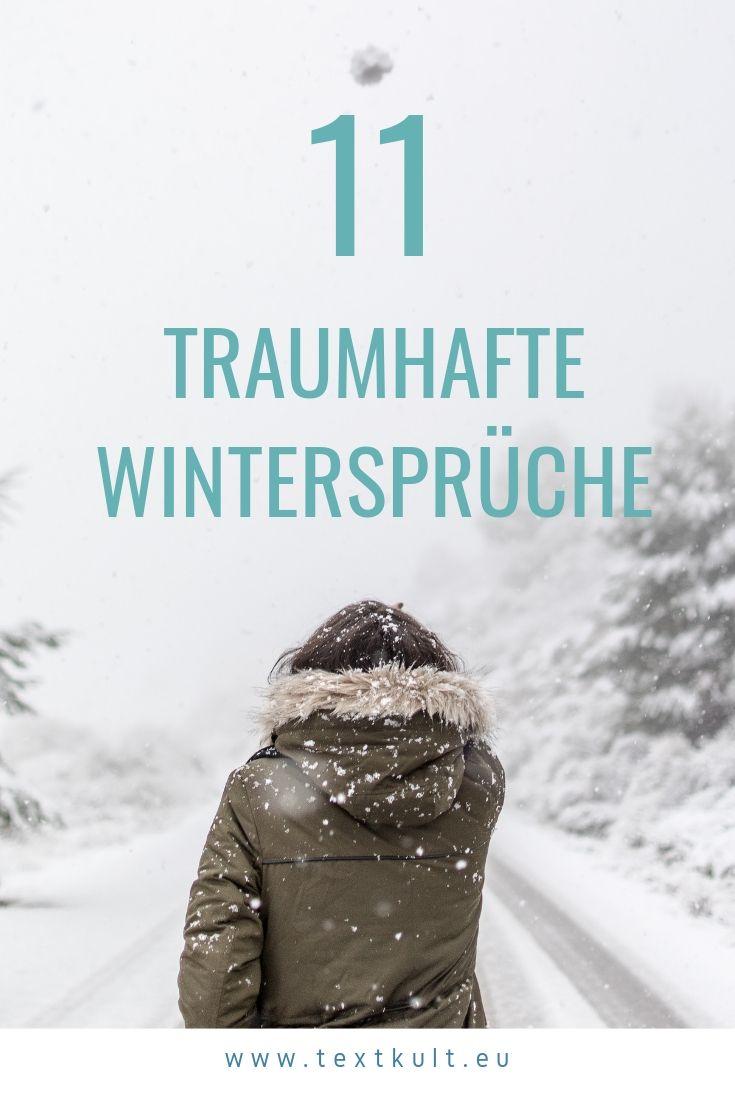 Winter Gedicht Teil II: Das sind die schönsten Verse! – Textkult: Sprüche, Zitate, Lebensweisheiten + Deutsch-Lernhilfen