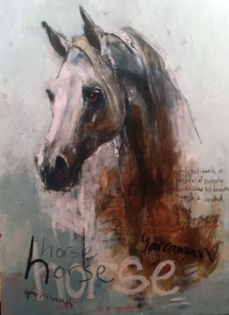 Manyung Gallery Group Julie Hutchings I Am Horse