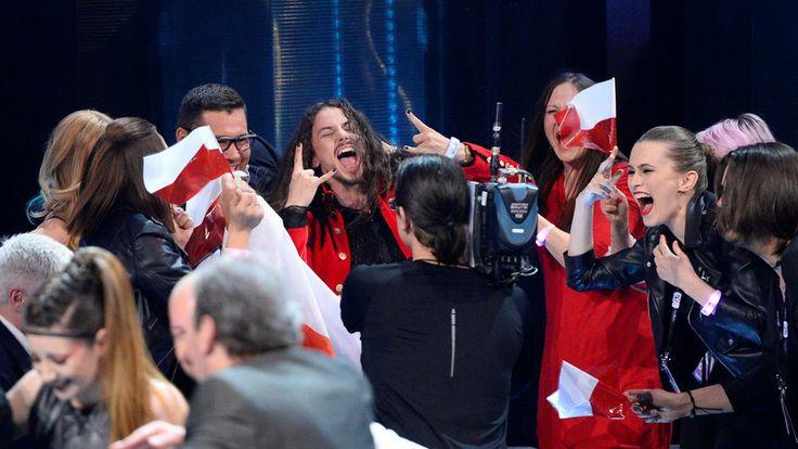 Eurowizja 2016: Michał Szpak w finale. Relacja na żywo