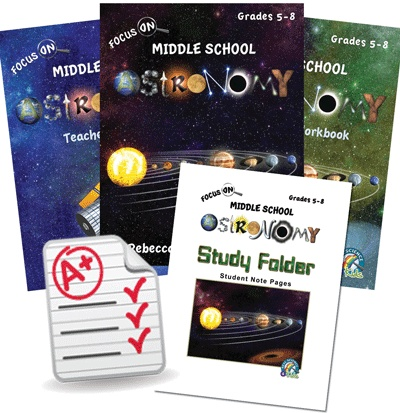 Astronomy for Middle School Projects - Pics about space