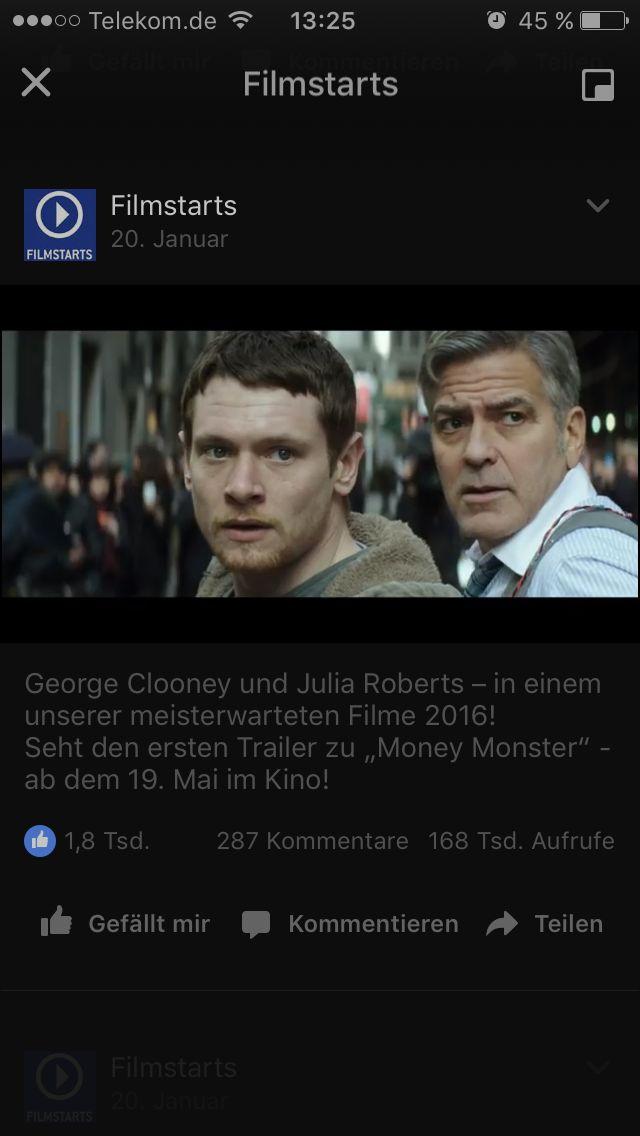 Filme Von George Clooney