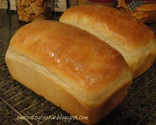Grandmother's White bread