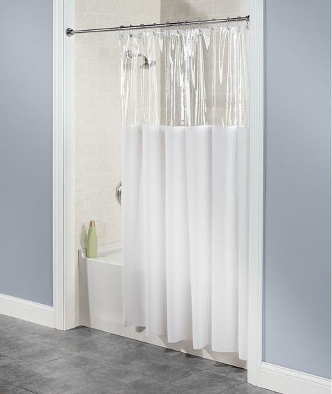 An Antimicrobial Curtain To Keep Bacteria And Stains Nonexistent