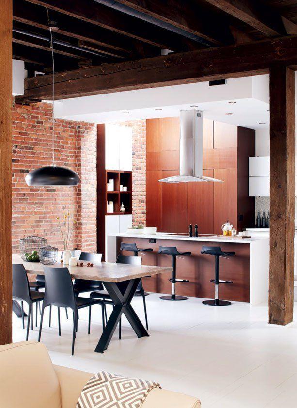 17 mejores ideas sobre Cocina De Ladrillos Expuestos en Pinterest ...