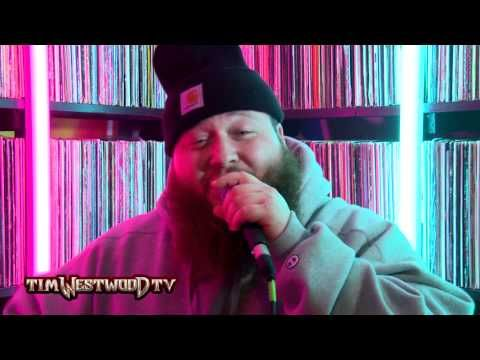 "Action Bronson ""Tim Westwood Crib Sessions Freestyle"""