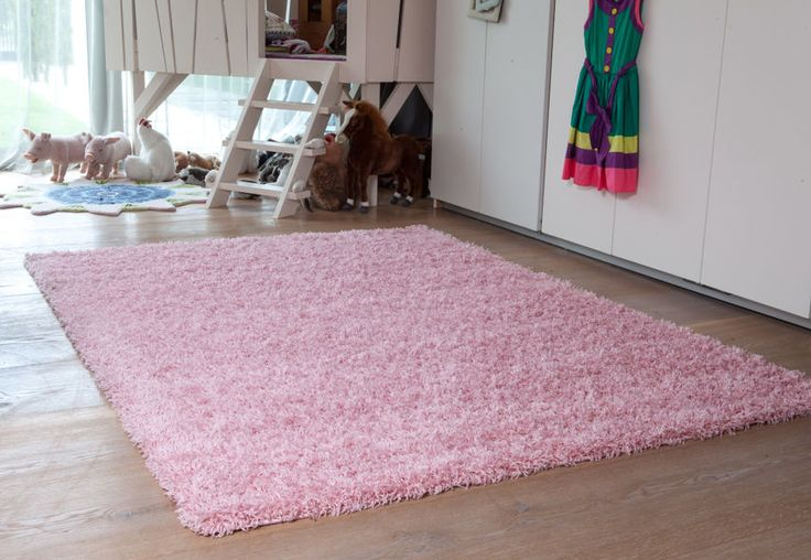 Large Pink Rug - Uniquely Modern Rugs