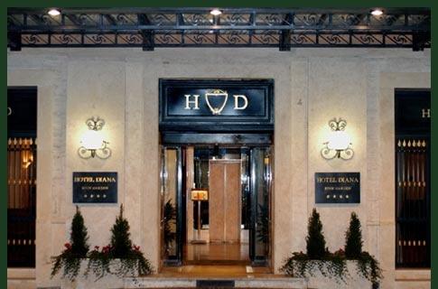 Hotel Diana - Rome