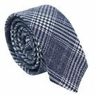 Mens Tie Hankie Set Check Tweed Classic Vintage 1920s Peaky Blinders Gatsby #Acc…