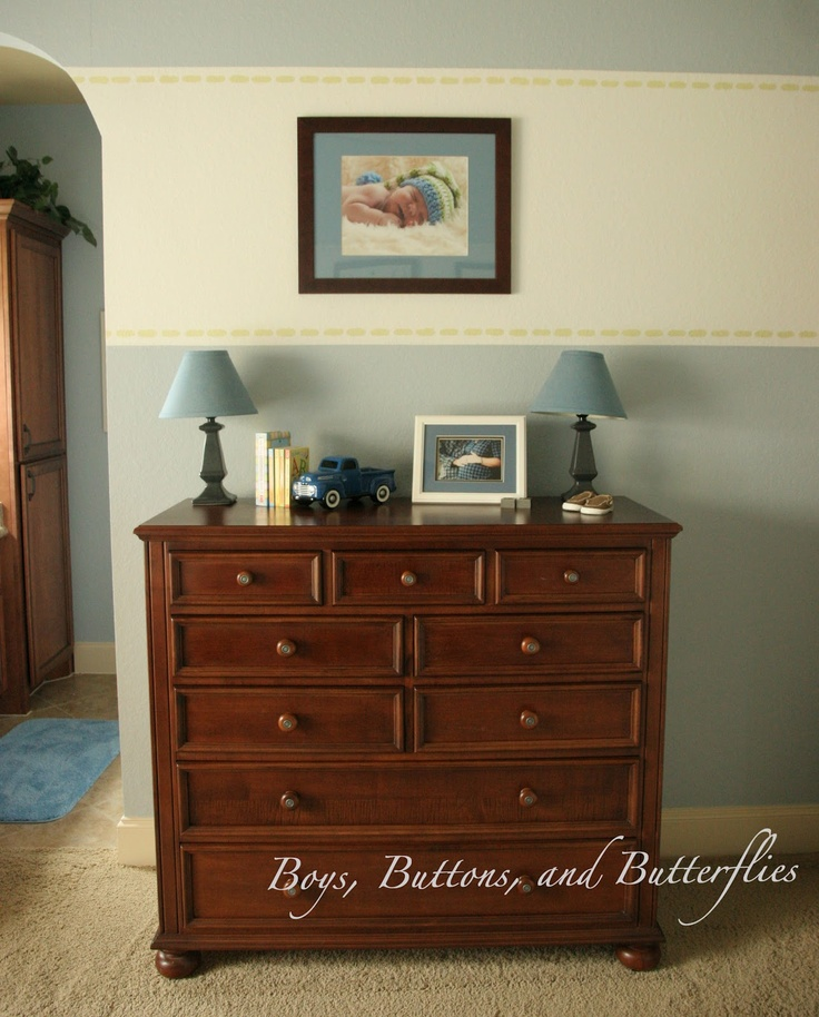 Boy nursery: Boy Nursery Love, Kids Stuff, Boys, Boy Nurseries, Baby Stuff, Kids Rooms