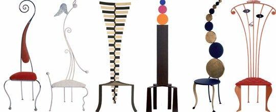 El arte y la decoración unidos en las sillas de Miguel Sansón | Trucos de interior | Blogs | elmundo.es