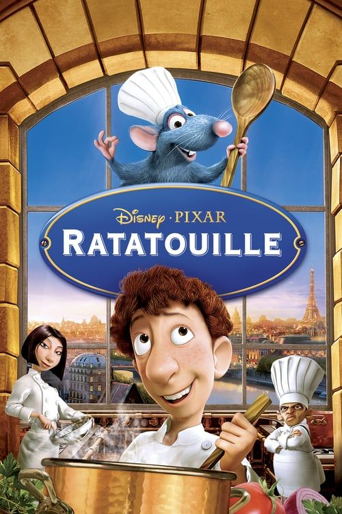 Watch Ratatouille (2007) Full MovieS Online Free