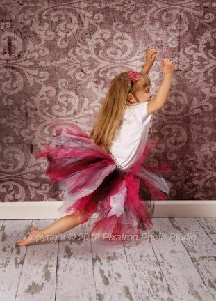 Make their birthday or special day perfect with a customized tutu and t-shirt!