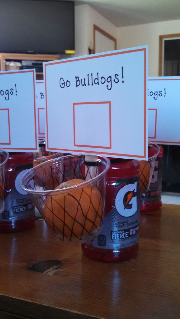 basketball locker treats | Basketball Orange and Gatorade | Snack Mom | Pinterest | Basketball ...