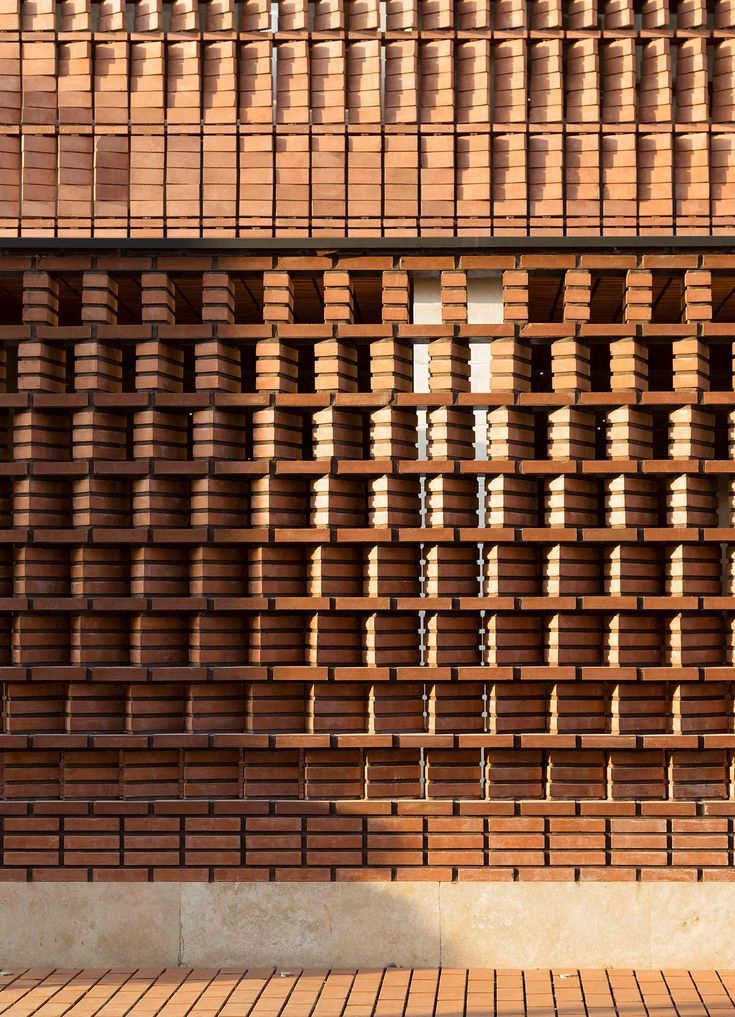 Cloaked in Bricks by Admun Design & Construction Studio | Yellowtrace