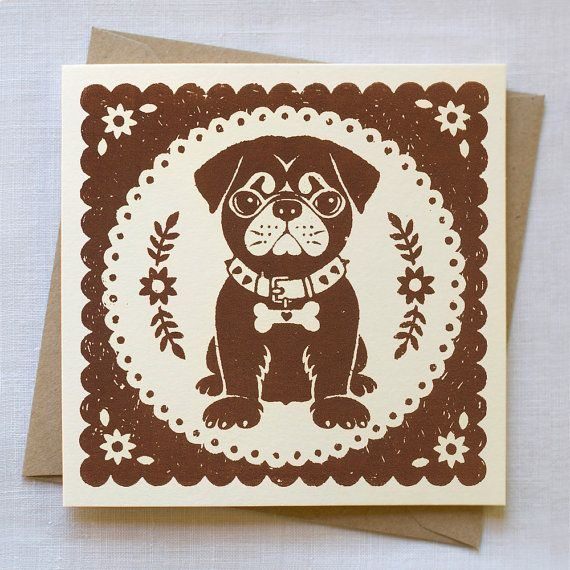 Pug - Snowdon Design and Craft